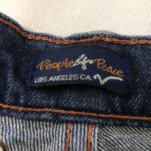 People for Peace Jeans - People for Peace jeans!